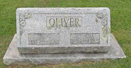 OLIVER, ICE NORA - Washington County, Arkansas   ICE NORA OLIVER - Arkansas Gravestone Photos