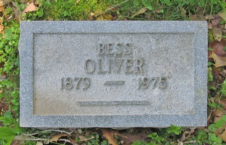 OLIVER, BESS - Washington County, Arkansas   BESS OLIVER - Arkansas Gravestone Photos