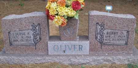OLIVER, LOUISE - Washington County, Arkansas | LOUISE OLIVER - Arkansas Gravestone Photos