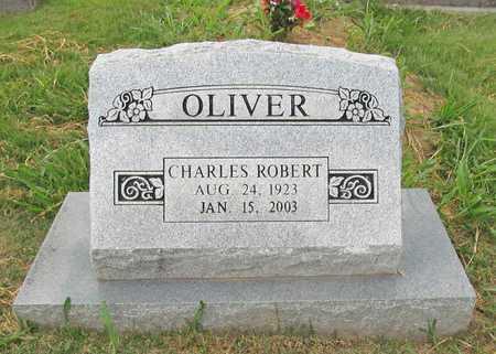 OLIVER, CHARLES ROBERT - Washington County, Arkansas   CHARLES ROBERT OLIVER - Arkansas Gravestone Photos