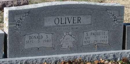 OLIVER, S PAULETTE - Washington County, Arkansas | S PAULETTE OLIVER - Arkansas Gravestone Photos