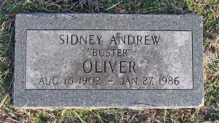 "OLIVER, SIDNEY ANDREW ""BUSTER"" - Washington County, Arkansas 