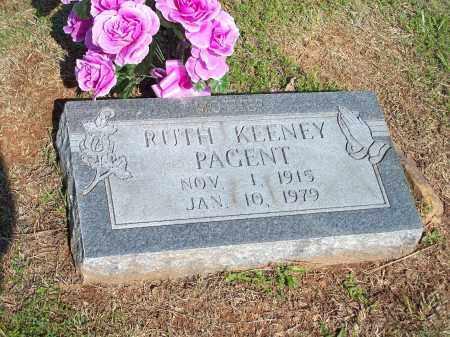KEENEY PAGENT, RUTH - Washington County, Arkansas | RUTH KEENEY PAGENT - Arkansas Gravestone Photos