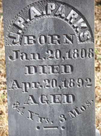 PARKS, JOHN P.A. - Washington County, Arkansas   JOHN P.A. PARKS - Arkansas Gravestone Photos