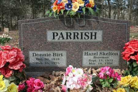 BOZEMAN PARRISH, HAZEL - Washington County, Arkansas | HAZEL BOZEMAN PARRISH - Arkansas Gravestone Photos