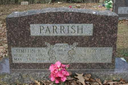 PARRISH, SIMEON B. - Washington County, Arkansas   SIMEON B. PARRISH - Arkansas Gravestone Photos