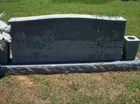 PERKINS, CHARLES ALVIN - Washington County, Arkansas | CHARLES ALVIN PERKINS - Arkansas Gravestone Photos
