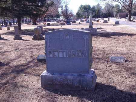 PETTIGREW, FAMILY PLOT - Washington County, Arkansas   FAMILY PLOT PETTIGREW - Arkansas Gravestone Photos