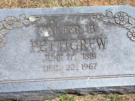 PETTIGREW, WALTER B. - Washington County, Arkansas | WALTER B. PETTIGREW - Arkansas Gravestone Photos