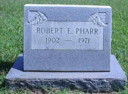 PHARR, ROBERT E. - Washington County, Arkansas   ROBERT E. PHARR - Arkansas Gravestone Photos