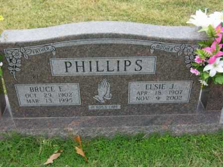 PHILLIPS, BRUCE E - Washington County, Arkansas | BRUCE E PHILLIPS - Arkansas Gravestone Photos