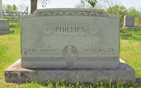 PHILLIPS, CARRIE - Washington County, Arkansas | CARRIE PHILLIPS - Arkansas Gravestone Photos