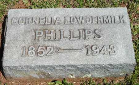 PHILLIPS, CORNELLA - Washington County, Arkansas | CORNELLA PHILLIPS - Arkansas Gravestone Photos