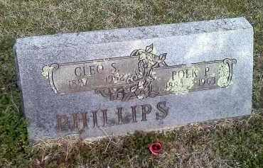 PHILLIPS, CLEO S - Washington County, Arkansas   CLEO S PHILLIPS - Arkansas Gravestone Photos
