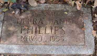PHILLIPS, DEBRA JANE - Washington County, Arkansas | DEBRA JANE PHILLIPS - Arkansas Gravestone Photos