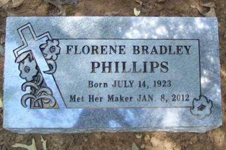 PHILLIPS, FLORENE - Washington County, Arkansas | FLORENE PHILLIPS - Arkansas Gravestone Photos