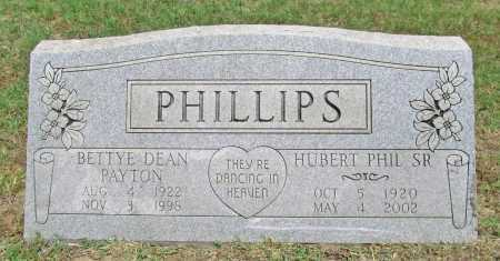 PHILLIPS, HUBERT PHIL SR - Washington County, Arkansas | HUBERT PHIL SR PHILLIPS - Arkansas Gravestone Photos