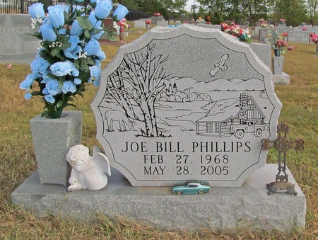 PHILLIPS, JOE BILL - Washington County, Arkansas   JOE BILL PHILLIPS - Arkansas Gravestone Photos