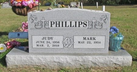 PHILLIPS, JUDY FAYE - Washington County, Arkansas | JUDY FAYE PHILLIPS - Arkansas Gravestone Photos