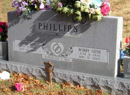 PHILLIPS, BOBBY GENE - Washington County, Arkansas   BOBBY GENE PHILLIPS - Arkansas Gravestone Photos