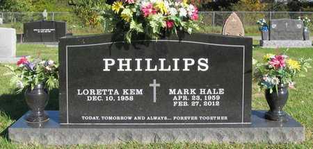 PHILLIPS, MARK HALE - Washington County, Arkansas   MARK HALE PHILLIPS - Arkansas Gravestone Photos