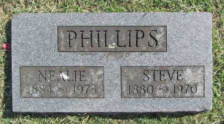 PHILLIPS, STEVE - Washington County, Arkansas | STEVE PHILLIPS - Arkansas Gravestone Photos