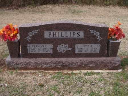 PHILLIPS, INEZ R. - Washington County, Arkansas | INEZ R. PHILLIPS - Arkansas Gravestone Photos