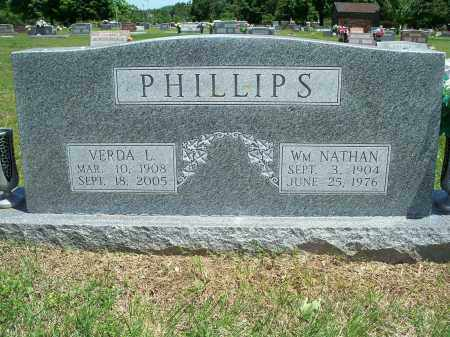PHILLIPS, WILLIAM NATHAN - Washington County, Arkansas | WILLIAM NATHAN PHILLIPS - Arkansas Gravestone Photos