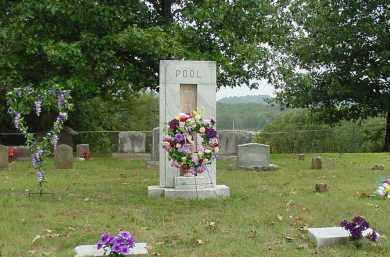 FAUBUS POOL, MARY ELLEN - Washington County, Arkansas | MARY ELLEN FAUBUS POOL - Arkansas Gravestone Photos
