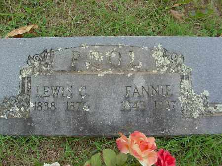 POOL, LEWIS C. - Washington County, Arkansas | LEWIS C. POOL - Arkansas Gravestone Photos
