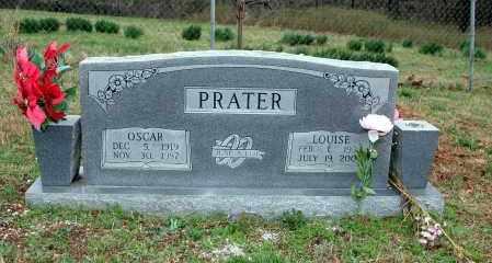 PRATER, LOUISE - Washington County, Arkansas | LOUISE PRATER - Arkansas Gravestone Photos