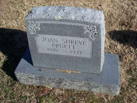 PRUETT, JOAN - Washington County, Arkansas | JOAN PRUETT - Arkansas Gravestone Photos