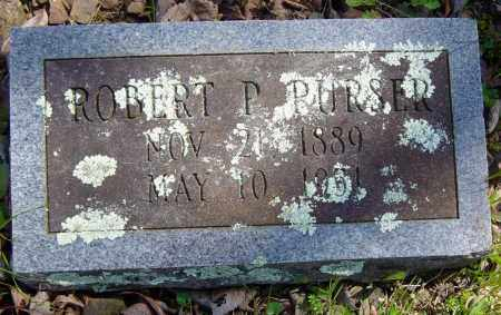 PURSER, ROBERT P. - Washington County, Arkansas | ROBERT P. PURSER - Arkansas Gravestone Photos