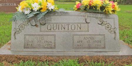 QUINTON, OTIS HENRY - Washington County, Arkansas | OTIS HENRY QUINTON - Arkansas Gravestone Photos