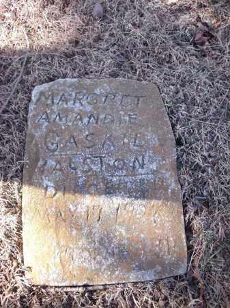 RALSTON, MARGRET AMANDIE - Washington County, Arkansas | MARGRET AMANDIE RALSTON - Arkansas Gravestone Photos