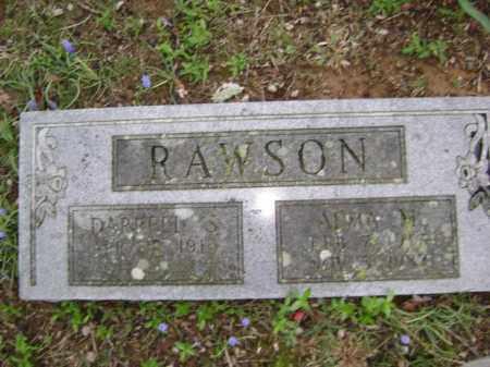 RAWSON, DARRELL S. - Washington County, Arkansas | DARRELL S. RAWSON - Arkansas Gravestone Photos