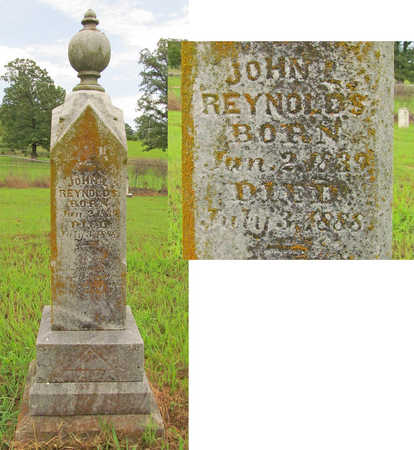 REYNOLDS, JOHN L - Washington County, Arkansas | JOHN L REYNOLDS - Arkansas Gravestone Photos