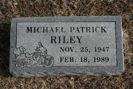 RILEY, MICHAEL PATRICK - Washington County, Arkansas   MICHAEL PATRICK RILEY - Arkansas Gravestone Photos