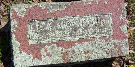 ROBB, ICA MAY - Washington County, Arkansas | ICA MAY ROBB - Arkansas Gravestone Photos