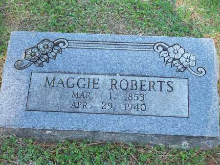 ROBERTS, MAGGIE - Washington County, Arkansas   MAGGIE ROBERTS - Arkansas Gravestone Photos