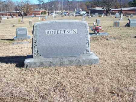 ROBERTSON, FAMILY PLOT - Washington County, Arkansas   FAMILY PLOT ROBERTSON - Arkansas Gravestone Photos
