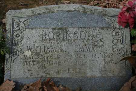ROBINSON, EMMA E. - Washington County, Arkansas   EMMA E. ROBINSON - Arkansas Gravestone Photos