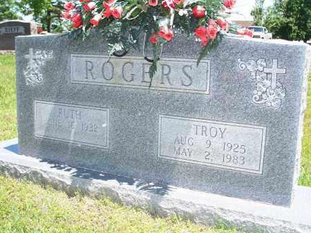 ROGERS, TROY - Washington County, Arkansas   TROY ROGERS - Arkansas Gravestone Photos