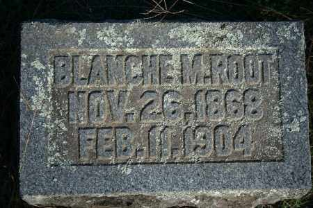 ROOT, BLANCHE M. - Washington County, Arkansas | BLANCHE M. ROOT - Arkansas Gravestone Photos