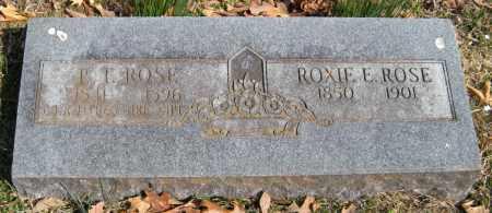 ROSE (VETERAN), P T - Washington County, Arkansas | P T ROSE (VETERAN) - Arkansas Gravestone Photos