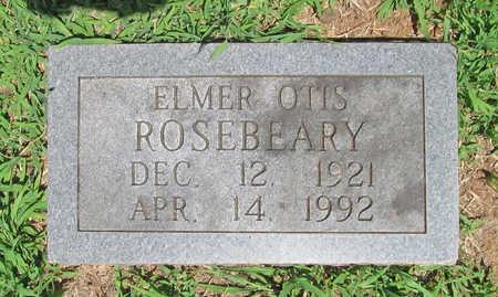 ROSEBEARY, ELMER OTIS - Washington County, Arkansas | ELMER OTIS ROSEBEARY - Arkansas Gravestone Photos