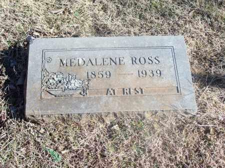 ROSS, MEDALENE - Washington County, Arkansas   MEDALENE ROSS - Arkansas Gravestone Photos