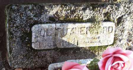 RUTHERFORD, [JOE?] - Washington County, Arkansas | [JOE?] RUTHERFORD - Arkansas Gravestone Photos
