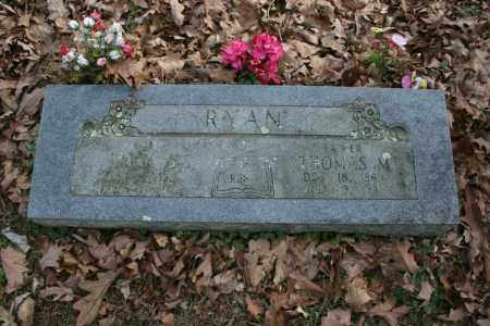 RYAN, MARY G. - Washington County, Arkansas   MARY G. RYAN - Arkansas Gravestone Photos