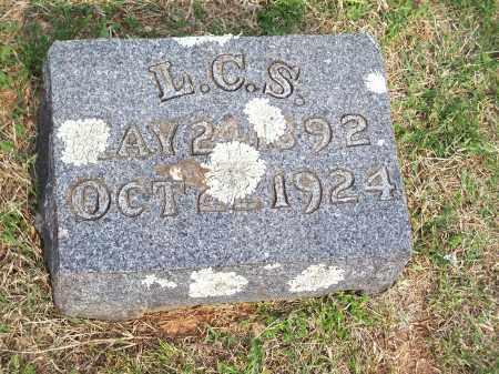S., L.C. - Washington County, Arkansas   L.C. S. - Arkansas Gravestone Photos